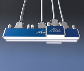 UV- / UV-LED Hochleistungs-Array | LED Powerline LC